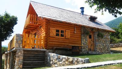Seoska kuća Vidikovac Rama